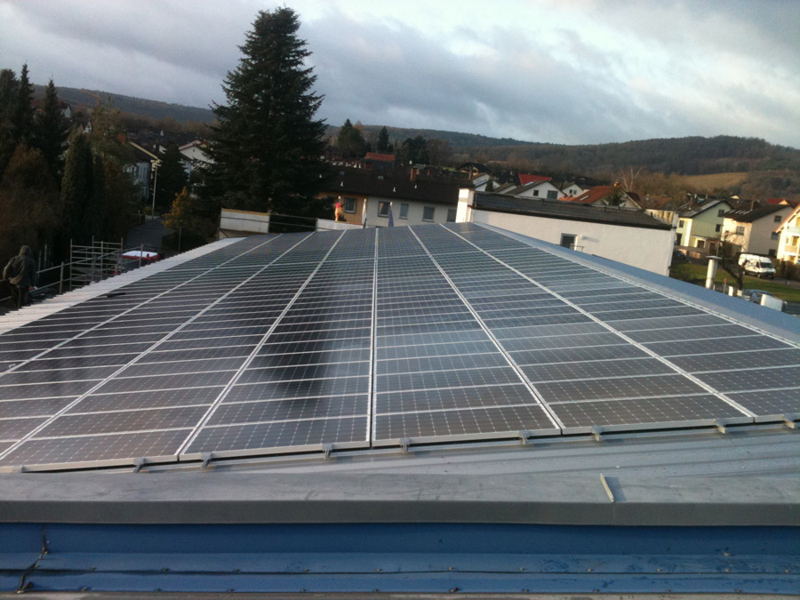 Mage SunFixings- 60 kwp in Klingenberg